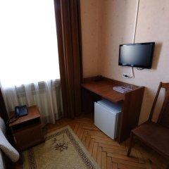 Гостиница Планета Люкс 4* Стандартный номер с различными типами кроватей фото 5