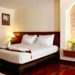 Отель Baan Pron Phateep Номер Делюкс с двуспальной кроватью фото 4