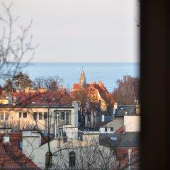 Hostel George Сопот пляж