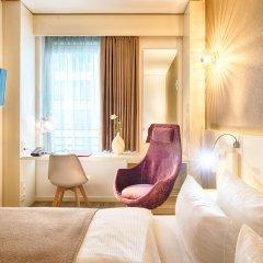 Leonardo Hotel Berlin Mitte 4* Номер Комфорт с двуспальной кроватью фото 7