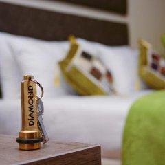 Даймонд отель Номер категории Эконом фото 5