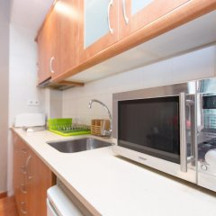 Апартаменты Ainb Raval Hospital Apartments Барселона в номере