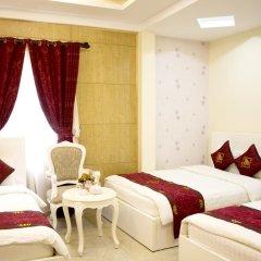 Отель Phuoc Son 3* Стандартный семейный номер фото 4