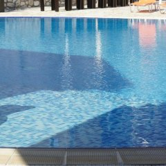 Отель Panorama Sarande Албания, Саранда - отзывы, цены и фото номеров - забронировать отель Panorama Sarande онлайн бассейн фото 3