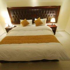 Отель Sharah Mountains Hotel Иордания, Вади-Муса - отзывы, цены и фото номеров - забронировать отель Sharah Mountains Hotel онлайн комната для гостей фото 4
