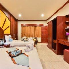 Отель Art Mansion Patong 3* Стандартный номер с двуспальной кроватью фото 2