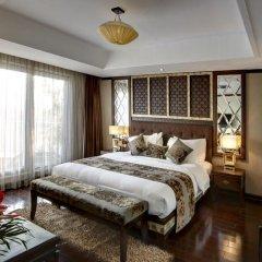 Golden Lotus Luxury Hotel 3* Номер Делюкс с различными типами кроватей фото 5