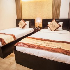 Hoang Dung Hotel – Hong Vina 2* Номер Делюкс с различными типами кроватей фото 2