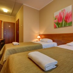 Отель Pod Grotem Польша, Варшава - отзывы, цены и фото номеров - забронировать отель Pod Grotem онлайн комната для гостей фото 4