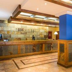 Отель Tryp Vielha Baqueira интерьер отеля