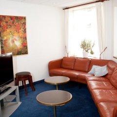Отель Saga Hotel Дания, Копенгаген - 8 отзывов об отеле, цены и фото номеров - забронировать отель Saga Hotel онлайн комната для гостей фото 2