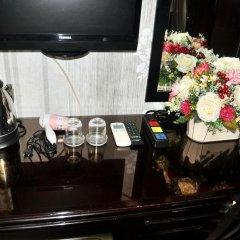 Nguyen Khang Hotel 2* Номер Делюкс с различными типами кроватей фото 10