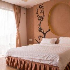 Отель Minnan Shiguang Yinxiang Theme Inn Китай, Сямынь - отзывы, цены и фото номеров - забронировать отель Minnan Shiguang Yinxiang Theme Inn онлайн комната для гостей фото 2