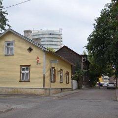 Отель Marta Guesthouse Tallinn 2* Стандартный номер с двуспальной кроватью (общая ванная комната) фото 13