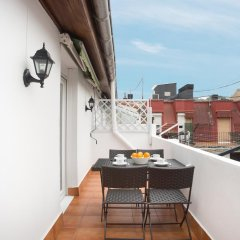 Апартаменты Aldapa La Concha - IB. Apartments балкон