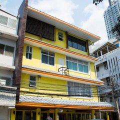 Отель Nine@silom Бангкок парковка