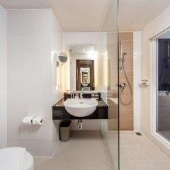 Отель Novotel Phuket Resort 4* Улучшенный номер с двуспальной кроватью фото 10
