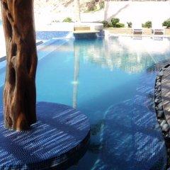 Отель Casa Carlos Мексика, Сан-Хосе-дель-Кабо - отзывы, цены и фото номеров - забронировать отель Casa Carlos онлайн бассейн фото 2