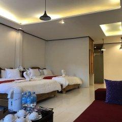 Отель Villa Oasis Luang Prabang 3* Люкс с различными типами кроватей фото 6