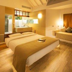 Отель Cocoon Maldives 5* Вилла с различными типами кроватей фото 7