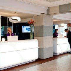 Отель Novotel Warszawa Airport Варшава интерьер отеля фото 3