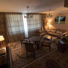 Hotel Classic 4* Люкс с разными типами кроватей фото 13