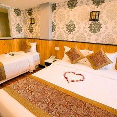 Отель Golden Rain 2 3* Номер Делюкс фото 22