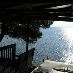 Отель Sea And House Греция, Ситония - отзывы, цены и фото номеров - забронировать отель Sea And House онлайн приотельная территория фото 2