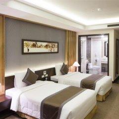 Отель Muong Thanh Luxury Buon Ma Thuot 4* Номер Делюкс с 2 отдельными кроватями фото 2