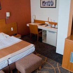 City Hotel Miskolc 4* Улучшенный номер с различными типами кроватей фото 2