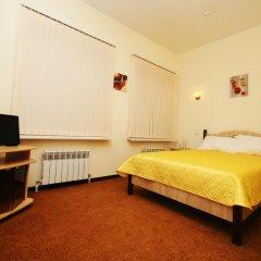 Гостиница Кристалл Стандартный номер с различными типами кроватей фото 5