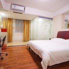 Xiaolanzheng Taihua Hotel 2* Номер Делюкс с различными типами кроватей