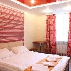 Гостиница Banniy House комната для гостей