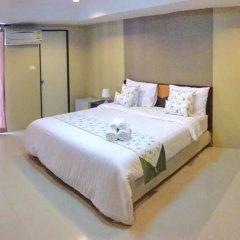 Отель Riski Residence Charoen Krung 2* Стандартный номер с различными типами кроватей фото 2