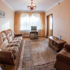 Гостиница Центральная 3* Люкс с разными типами кроватей фото 3