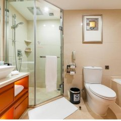 Sheraton Chengdu Lido Hotel ванная