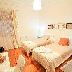 Lisboa Central Hostel Стандартный номер с различными типами кроватей