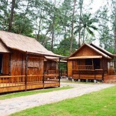 Отель Eco Lanta Hideaway Beach Resort Ланта сауна