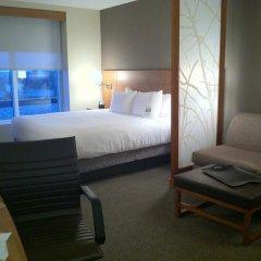 Отель Hyatt Place Detroit/Novi 3* Стандартный номер с различными типами кроватей фото 2