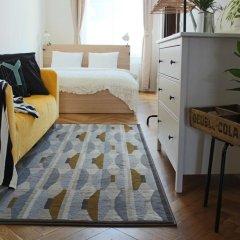 Отель JustPrague Apartment - Castle view Чехия, Прага - отзывы, цены и фото номеров - забронировать отель JustPrague Apartment - Castle view онлайн комната для гостей фото 3