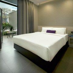 Отель V Bencoolen 4* Номер Делюкс фото 3