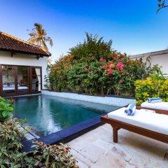 Отель Aleesha Villas 3* Улучшенная вилла с различными типами кроватей фото 18