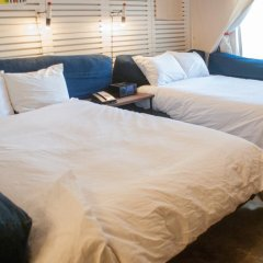 Ace Hotel and Swim Club 3* Стандартный номер с различными типами кроватей фото 10