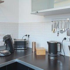 Отель Lodge-Leipzig 4* Апартаменты с различными типами кроватей фото 13
