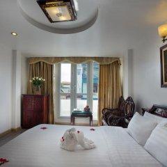 Отель Hanoi 3B 3* Номер Делюкс фото 10