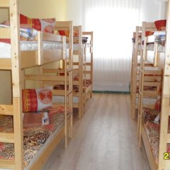 Hostel Vitan Кровать в общем номере двухъярусные кровати фото 7