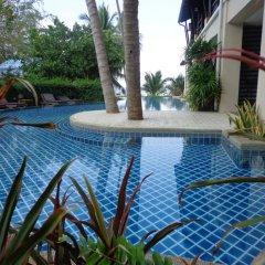 Отель Seashell Resort Koh Tao 3* Стандартный номер с различными типами кроватей фото 19