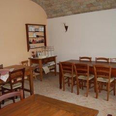 Отель Agriturismo Il Filare Невьяно-дельи-Ардуини питание