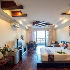 The Summer Hotel 3* Стандартный номер с двуспальной кроватью фото 3