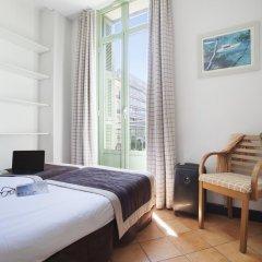Отель Odalys City Nice Le Palais Rossini Апартаменты разные типы кроватей фото 7